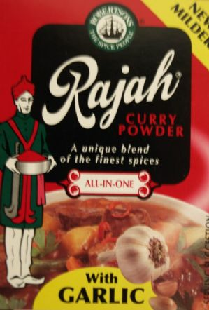 Rajah Curry Powder All in One - With Garlic